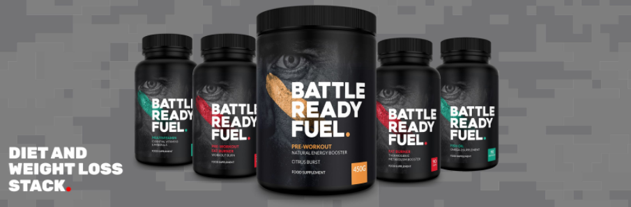 About Battle Ready Fuel Homepage