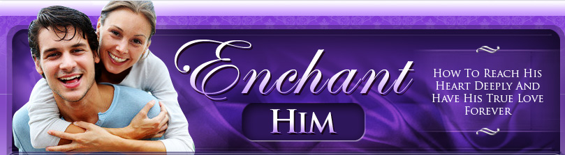 About Enchant HimHomepage