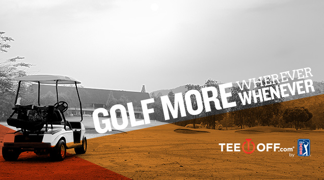 About TeeOff Homepage