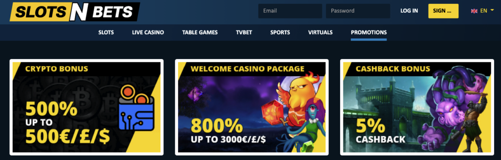 About Slots N Bets