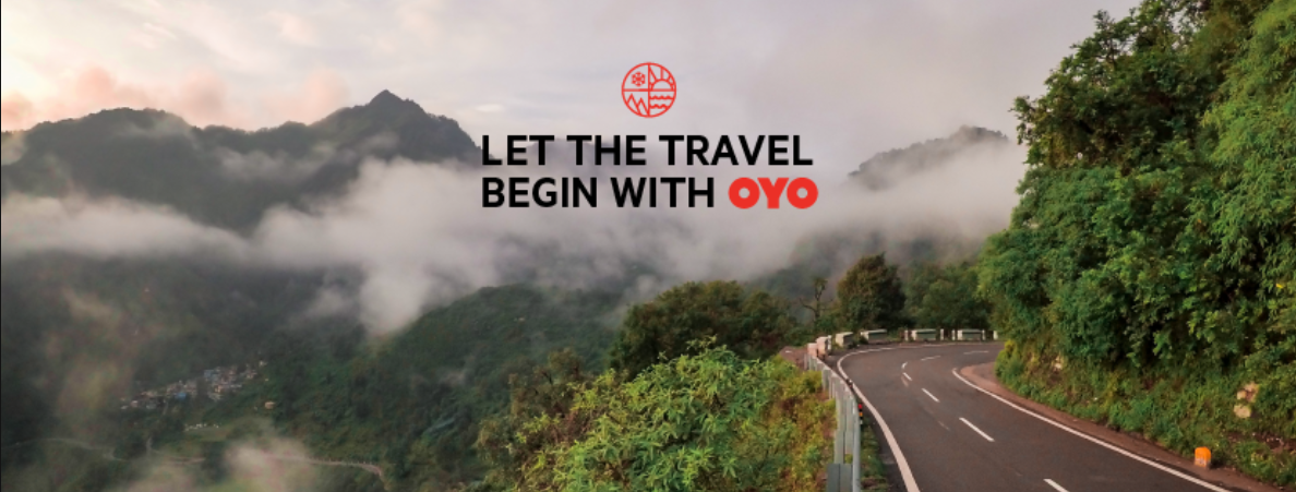 About OYO Homepage