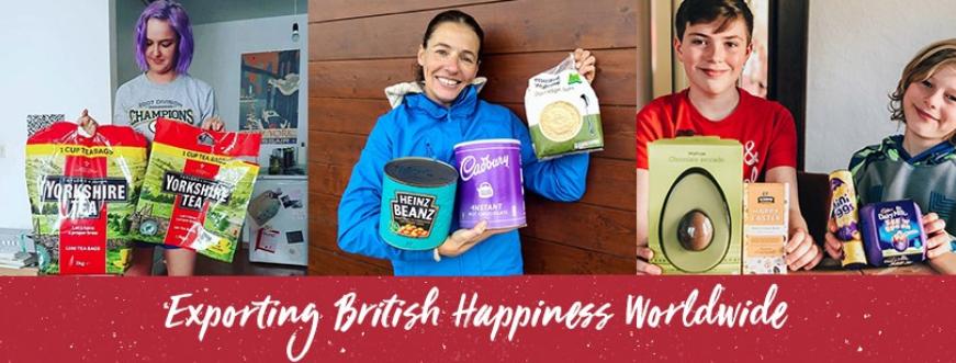 About British Corner Shop Homepage