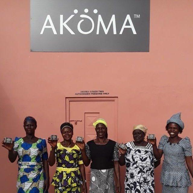 About Akoma Skincare Homepage
