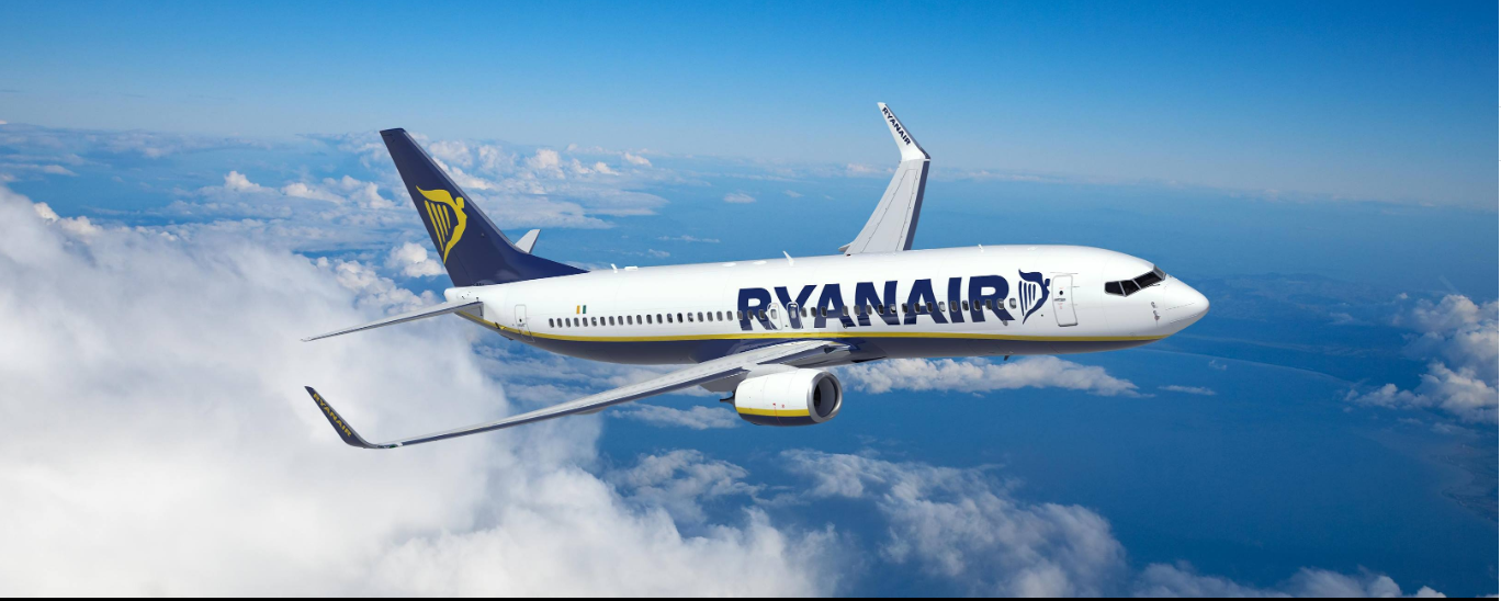 About Ryanair Homepage