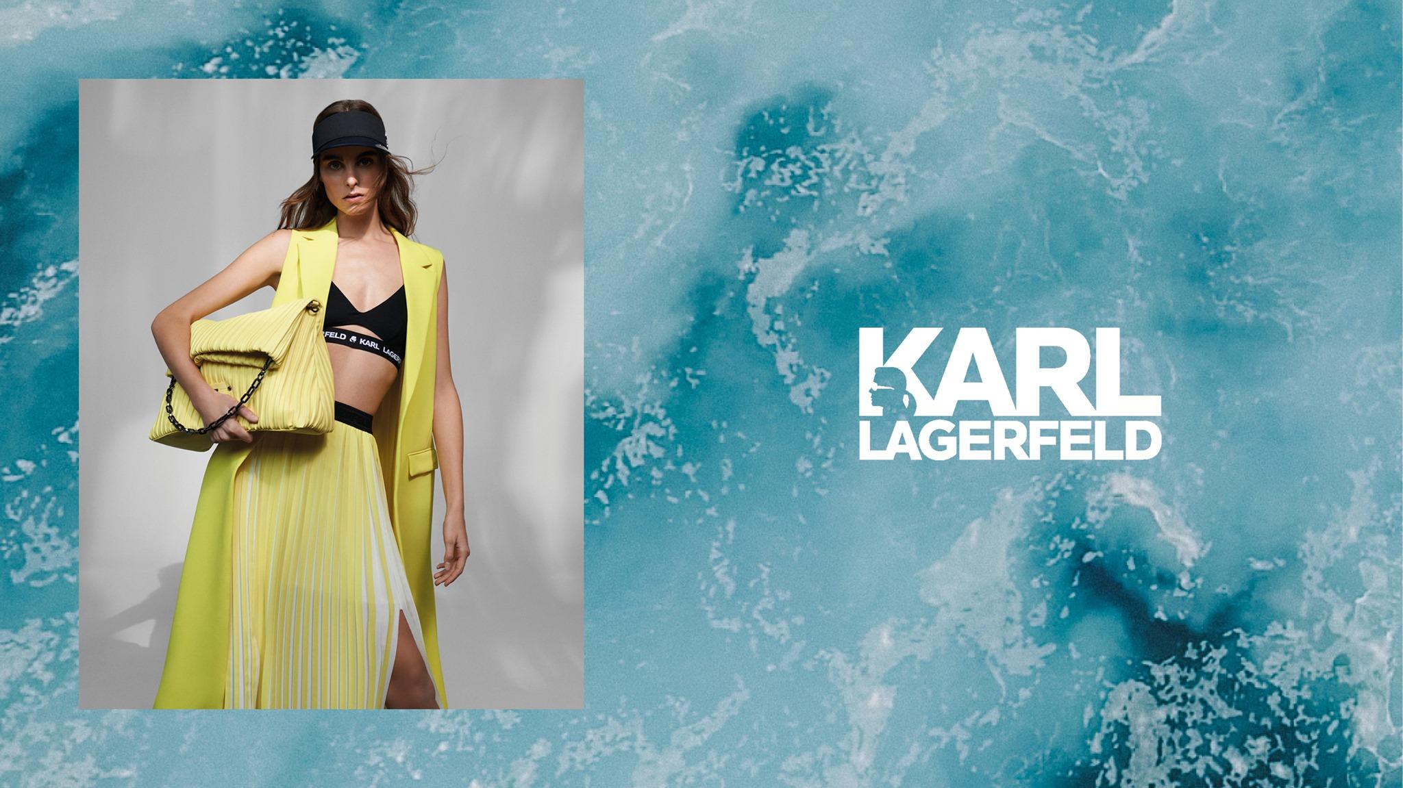 About Karl Lagerfeld Paris Homepage