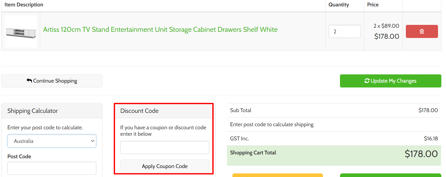 How do I use my Bargains Online discount code?