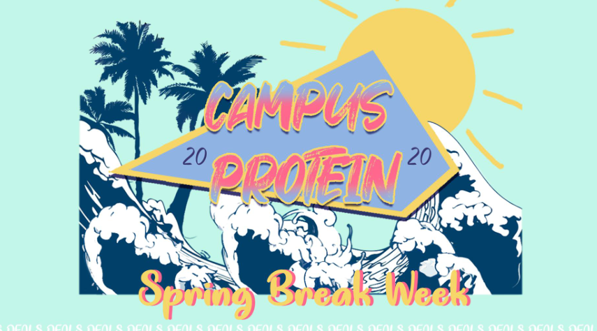 About Campus Protein homepage