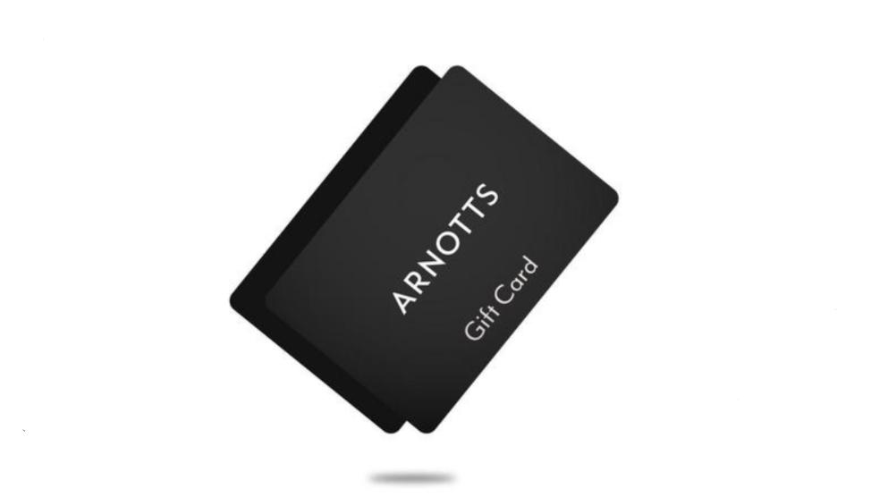 Arnotts Gift Card