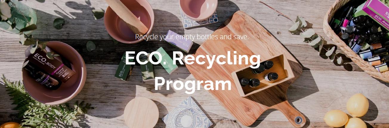 ECO. Recycling Program