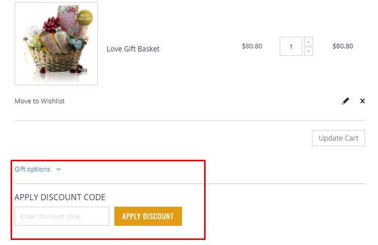 How do I use my Castle Baths discount code?