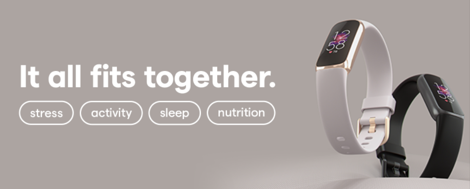 About Fitbit Homepage