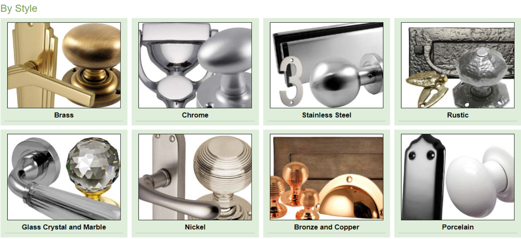 Door Furniture Direct About