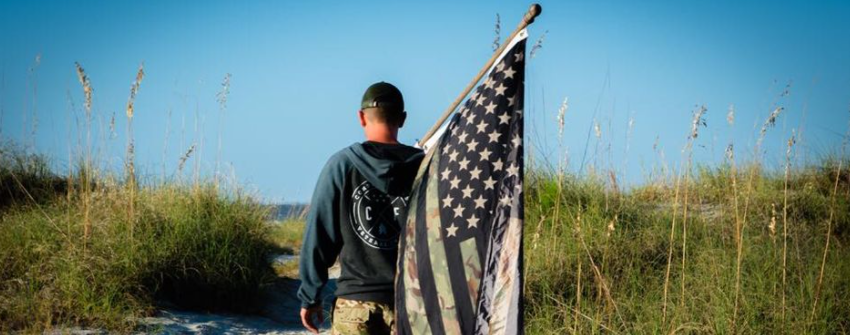 About Combat Flags Homepage