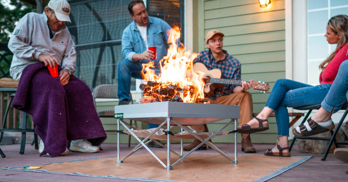 About Fireside Outdoor Homepage