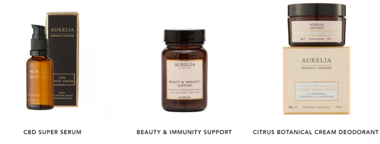 Aurelia Skincare About
