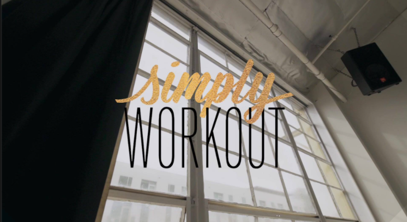 About Simply Workout Homepage