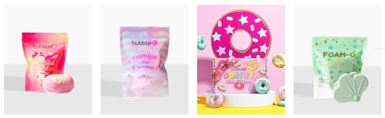Bubble Cosmetics