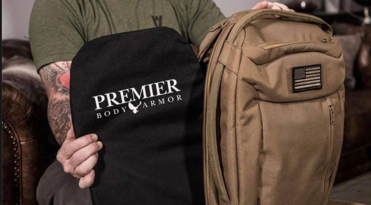 Premier Body Armor Homepage