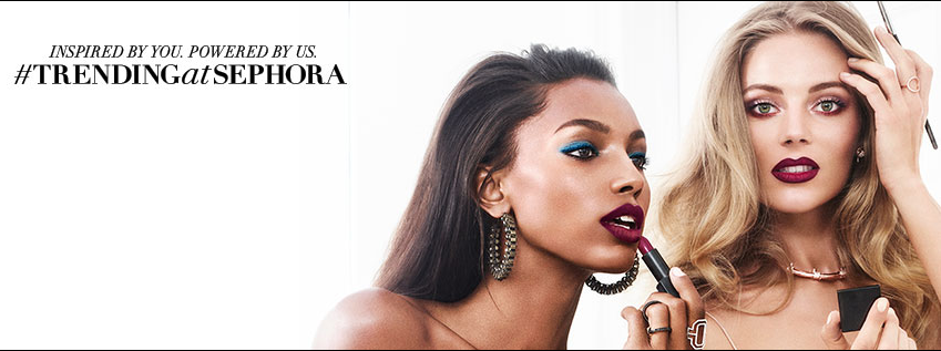 About Sephora Homepage
