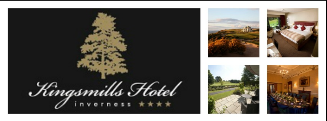 About Kingsmills Hotel Homepage