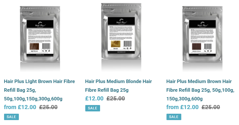 About Hair Plus Sales