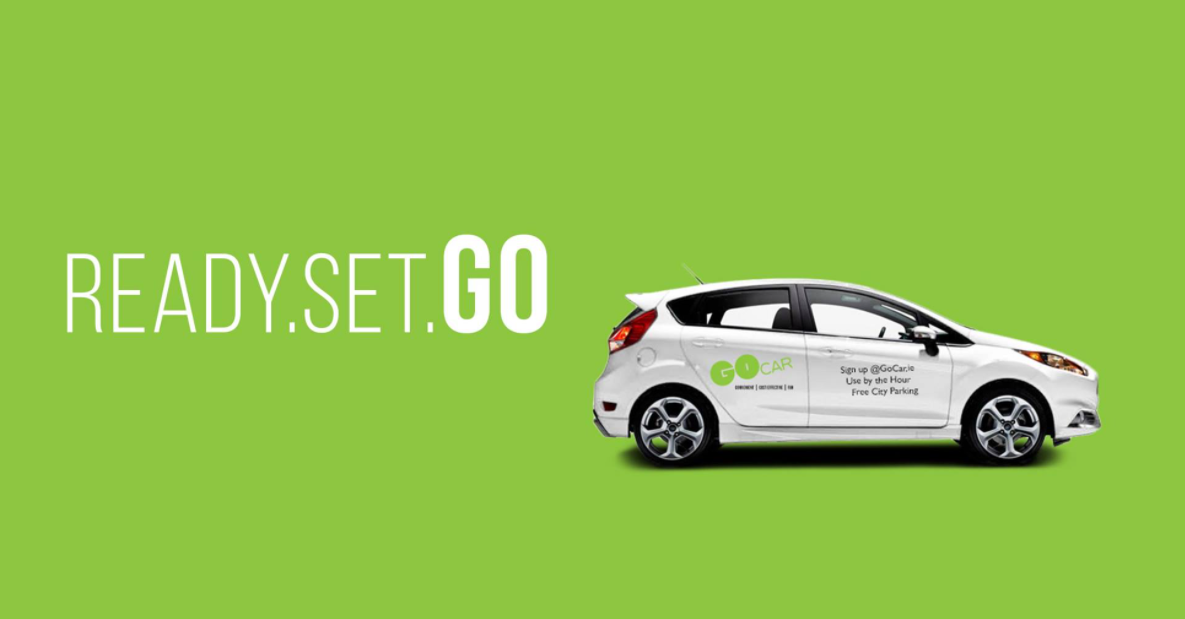 About GoCar Homepage