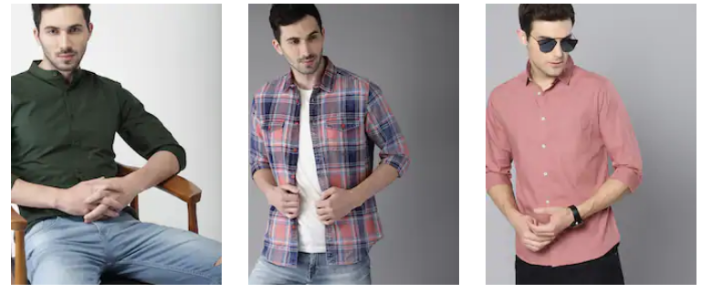 About Myntra Homepage