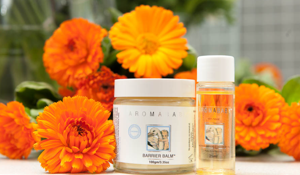 About AROMABABY Homepage