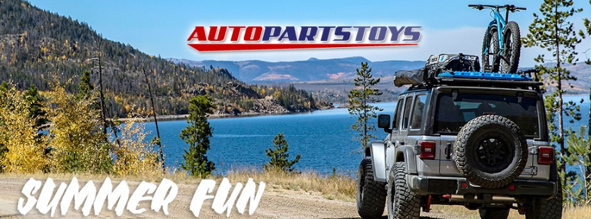About AutoPartsToys homepage