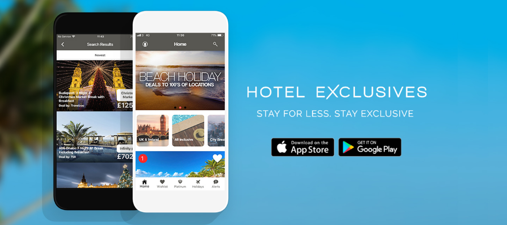 About Hotel Exclusives Homepage