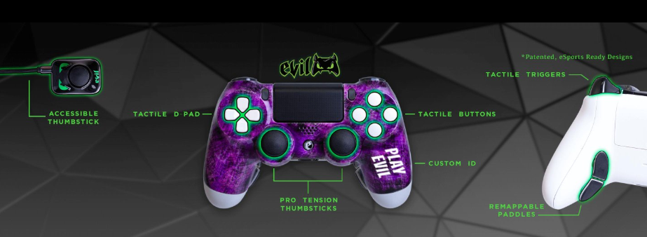 About Evil Controllers homepage