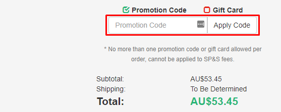 How do I use my Belly Button promotion code?
