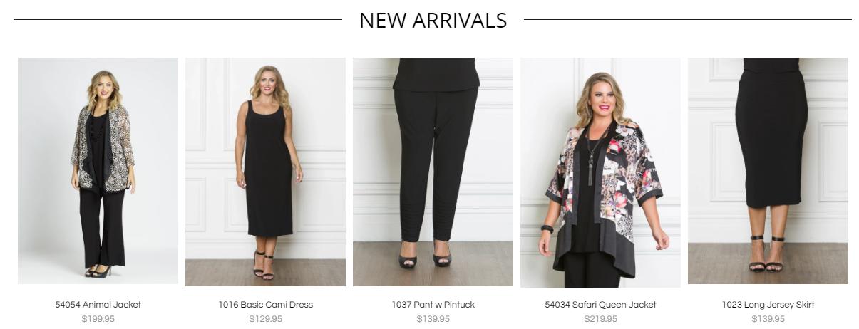 Swish Fashion New Arrivals