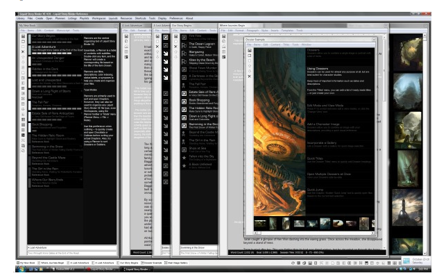 About Black Obelisk Software Homepage