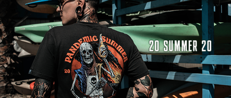 About Sullen Clothing Homepage
