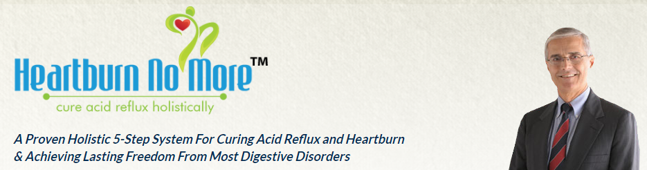 About Heartburn No MoreHomepage