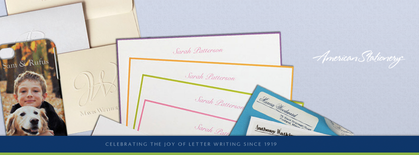 About American Stationery Homepage