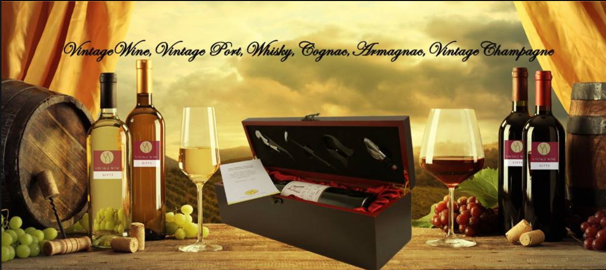 About Vintage Wine Gifts Homepage