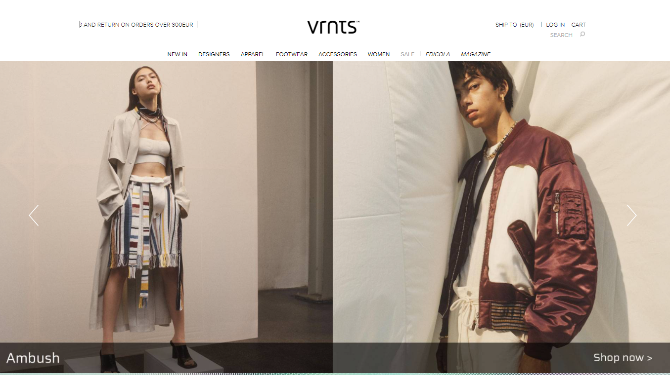 Vrnts About