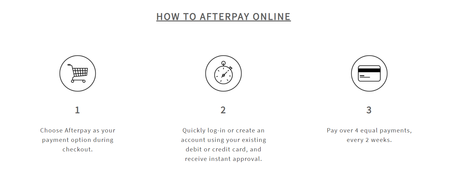 adairs afterpay