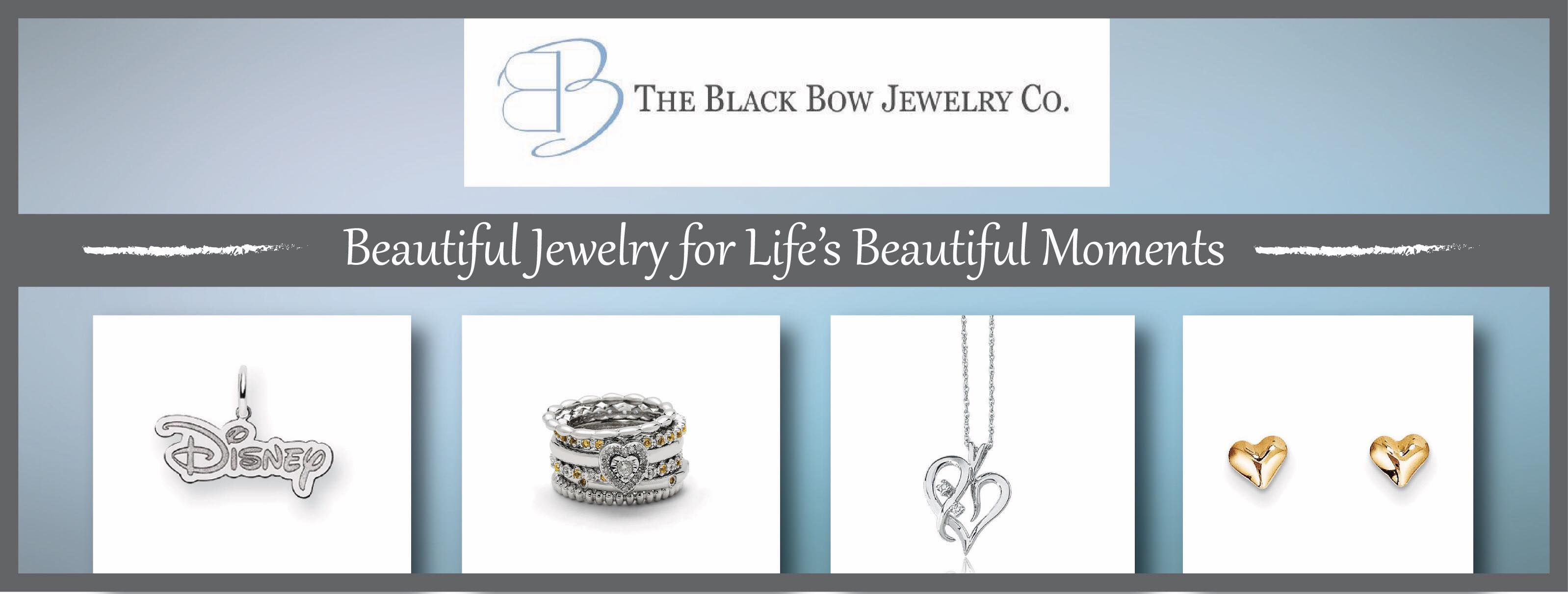 About Black Bow Jewelry Co. Homepage