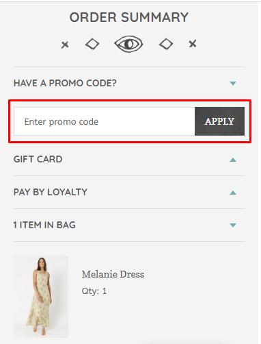 How do I use my Tree of Life discount code?