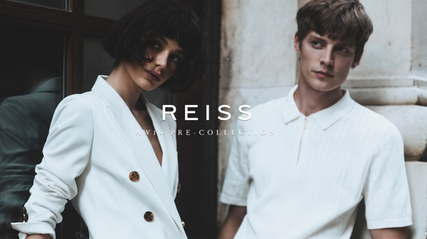 About Reiss Homepage