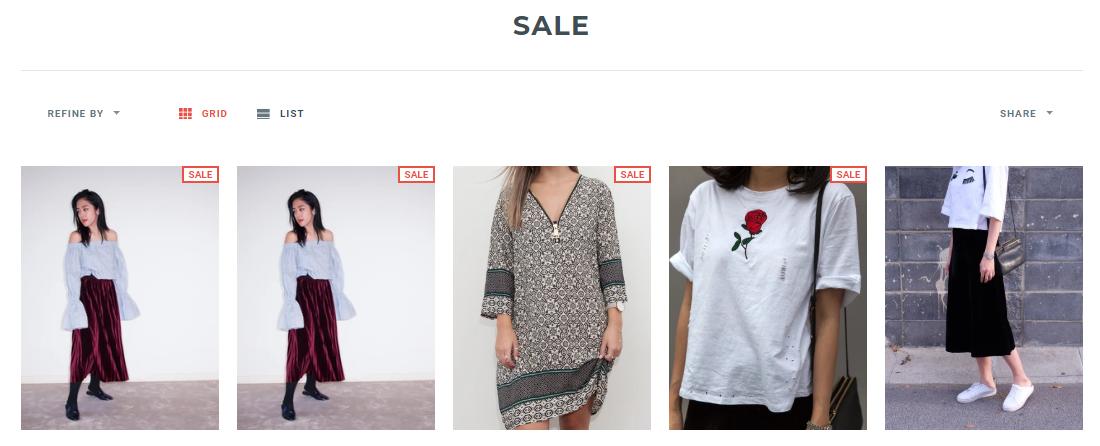 HELLO PARRY Sales