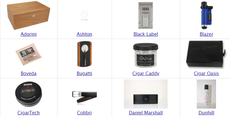 About Cigar Manor Homepage