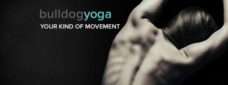 About Bulldog Yoga Homepage