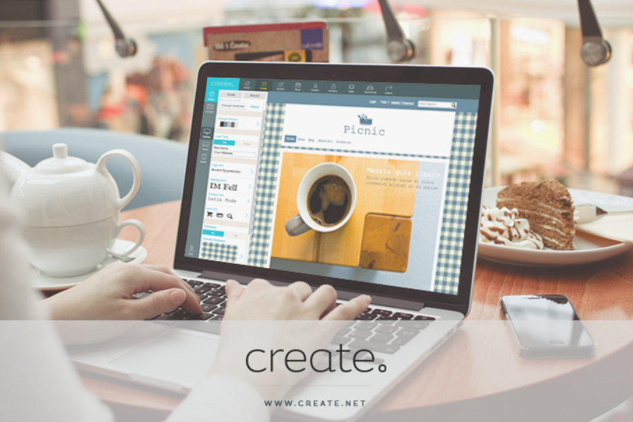 About Create Homepage