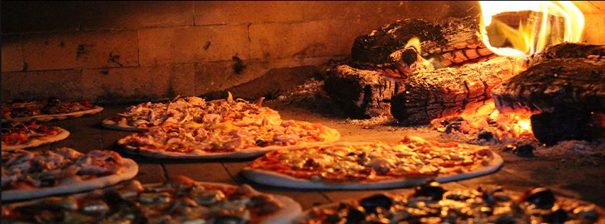 About Heaven Woodfire Pizza Homepage