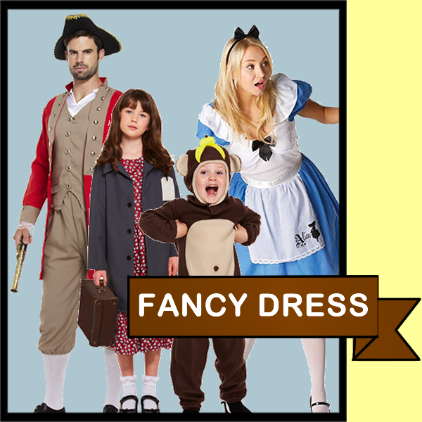 About Fancydress.com Homepage