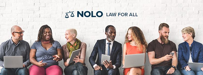 About Nolo Homepage